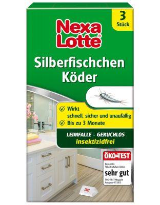 Nexa Lotte® Silberfischchen Köder