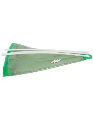 Schirm für H-trap Bremsenfalle