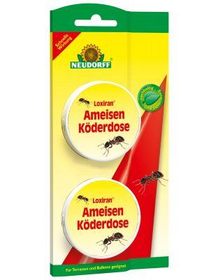 Neudorff Loxiran® Ameisenköderdosen