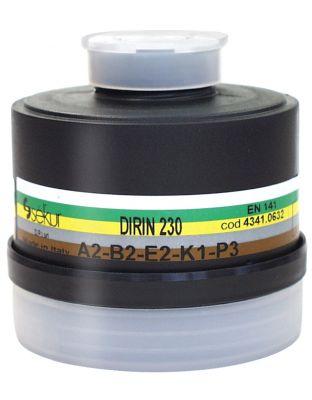 Schraub-Filter A2B2E2K2P3 Dirin 230  mit BIOSTOP