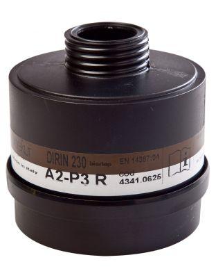 Schraub-Filter A2P3 Dirin 230 mit BIOSTOP