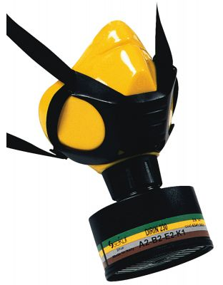 Halbmaske Polimask  ALFA - Silikone