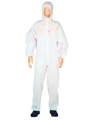 Overall Poly Clean XXL