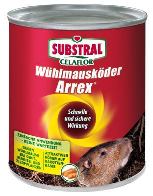 SUBSTRAL® Celaflor® Wühlmausköder ARREX,100 g Pack