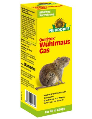 Neudorff® WühlmausGas