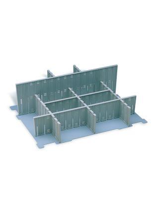 systainer® T-LOC Fachteiler 70mm lichtgrau