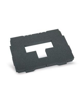 systainer® T-LOC Würfelpolster 25 mm weich