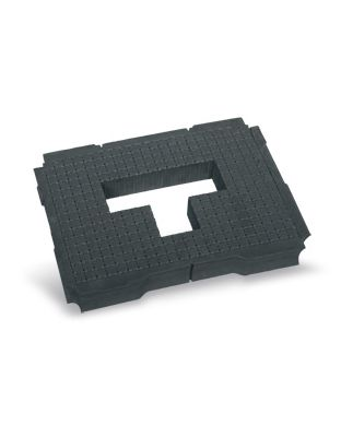 systainer® T-LOC Würfelpolster 50 mm hart