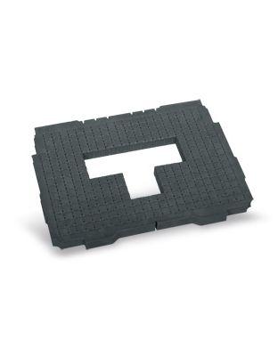systainer® T-LOC Würfelpolster 25mm hart