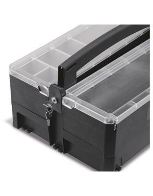 systainer® Storage-Box abschließbar, anthrazit